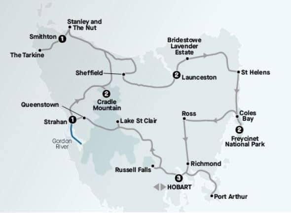 ARTH12 MAP