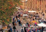 Salamanca markets Hobart Tasmania