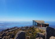 Mt Wellington Summit Lookout