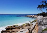 Tasmania's Bay of Fires